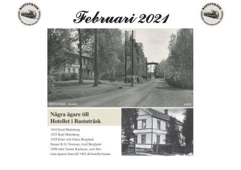 Månadens bild februari Hotellet